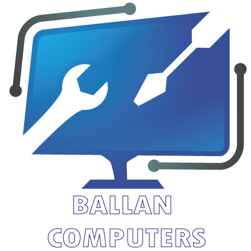 Ballan Computers Logo Gordon, Greendale