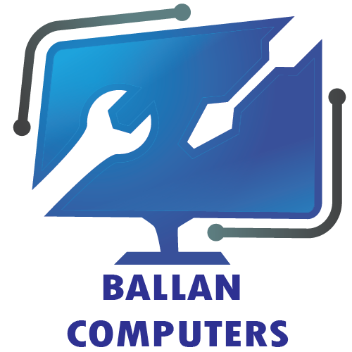 Ballan Computers Logo Greendale, Gordon