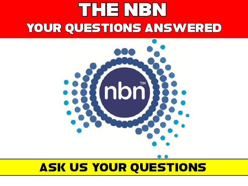 The NBN in Ballan